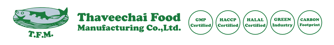 Thaveechai Food Manufacturing Co.,Ltd.
